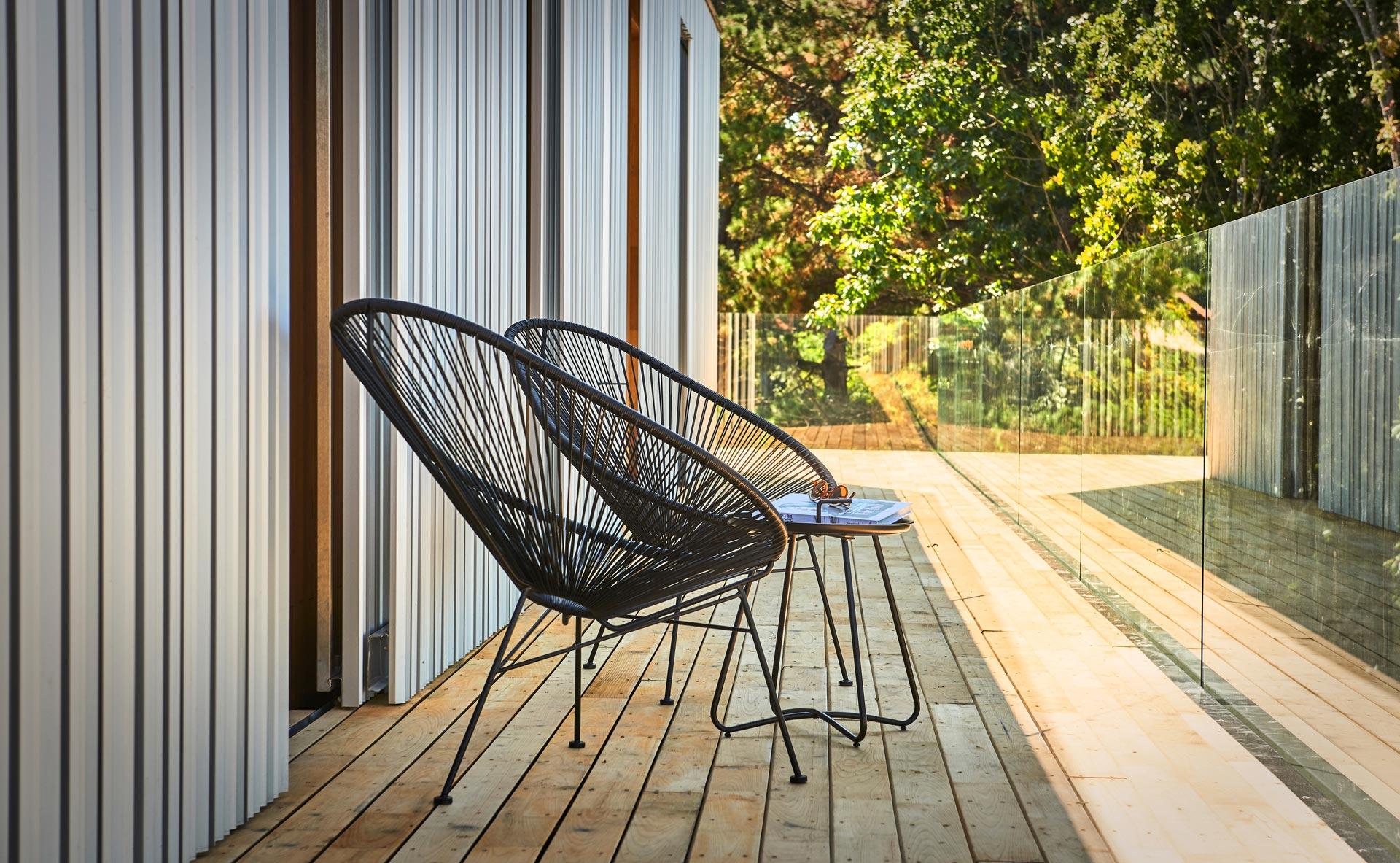 estudio con terraza numad studios
